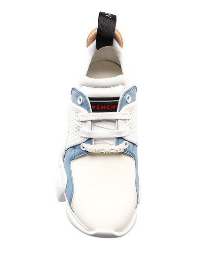 Givenchy Sneaker Be000fe0fd White Athletic Image 2