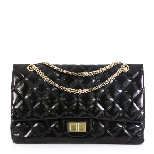Preload https://img-static.tradesy.com/item/26197951/chanel-classic-flap-255-reissue-reissue-quilted-patent-227-black-leather-shoulder-bag-0-0-540-540.jpg