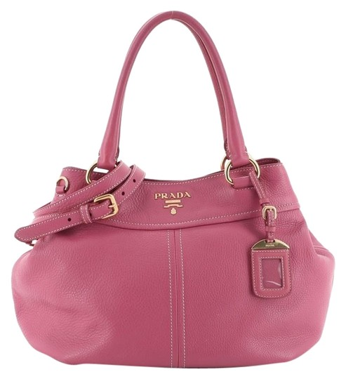 Preload https://img-static.tradesy.com/item/26198106/prada-vitello-daino-convertible-medium-pink-leather-satchel-0-1-540-540.jpg