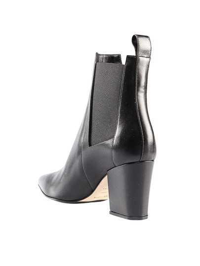 Sergio Rossi A85760.magn05 Black Boots Image 1