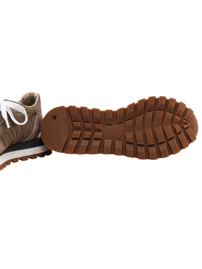 Brunello Cucinelli Sneaker Mzsfg1591 Brown Athletic Image 2