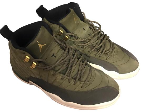 Preload https://img-static.tradesy.com/item/26198245/air-jordan-olive-green-sneakers-size-us-9-regular-m-b-0-1-540-540.jpg