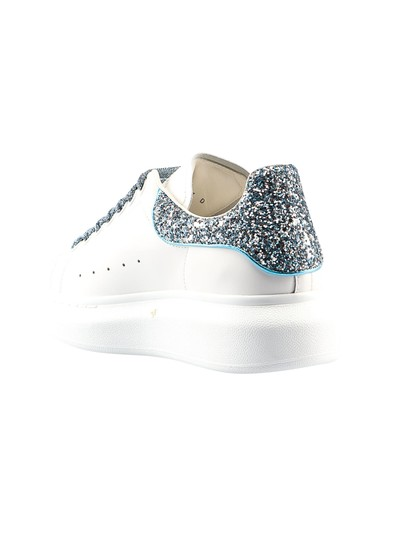 Alexander McQueen Sneaker 558945/Whnbk White Athletic Image 1
