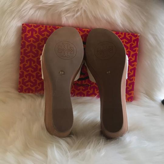 Tory Burch white Sandals Image 5