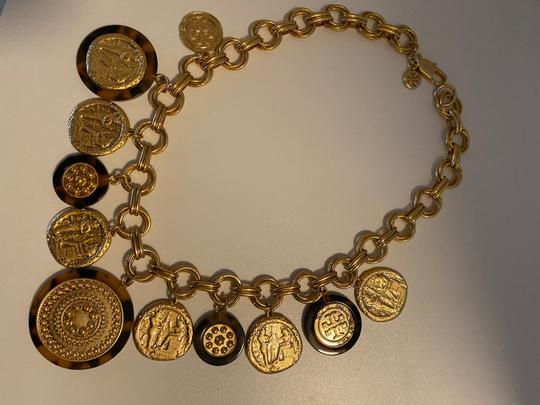 Tory Burch Shiloh statement necklace Image 1