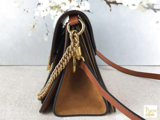 Givenchy Leather Gv3 Cross Body Bag Image 2