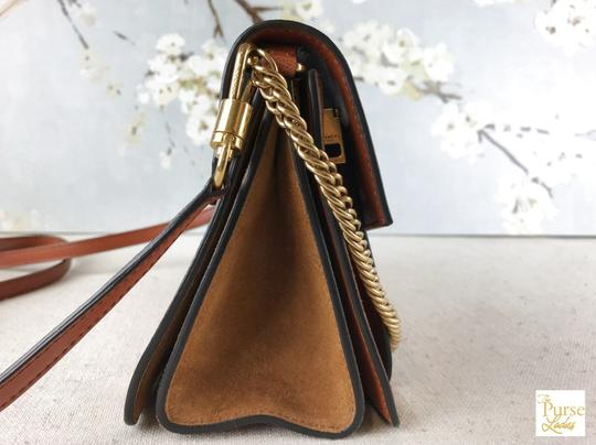 Givenchy Leather Gv3 Cross Body Bag Image 4