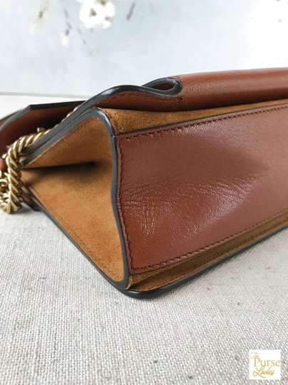 Givenchy Leather Gv3 Cross Body Bag Image 5