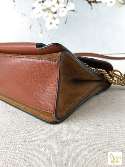 Givenchy Leather Gv3 Cross Body Bag Image 6