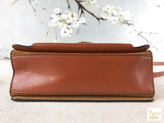 Givenchy Leather Gv3 Cross Body Bag Image 7