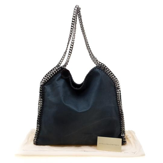 Stella McCartney Leather Tote in Green Image 10