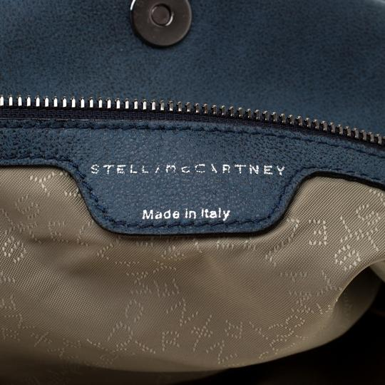 Stella McCartney Leather Tote in Green Image 9