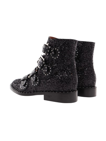 Givenchy Be6002e0fr Black Boots Image 1