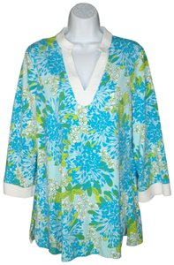 Lilly Pulitzer Knit Cotton Stretch Tunic