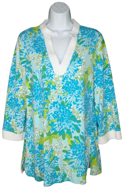 Lilly Pulitzer Knit Cotton Stretch Tunic Image 0
