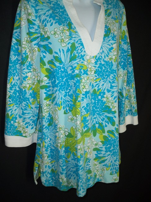 Lilly Pulitzer Knit Cotton Stretch Tunic Image 3