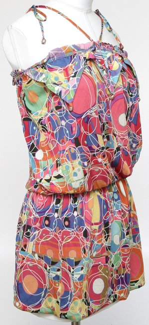 Chanel Blouse Print Tunic Image 1