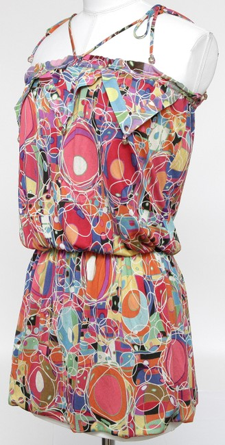 Chanel Blouse Print Tunic Image 2