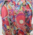 Chanel Blouse Print Tunic Image 4