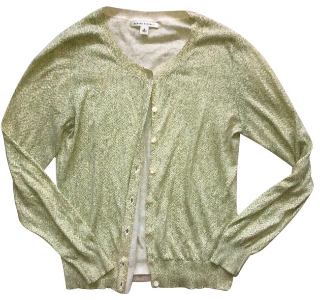 Item - Fern and Ivory Soft Button Front Cardigan Size 10 (M)