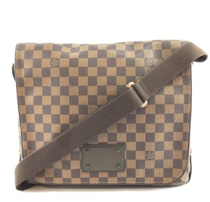 Louis Vuitton Damier Brooklyn brown Messenger Bag