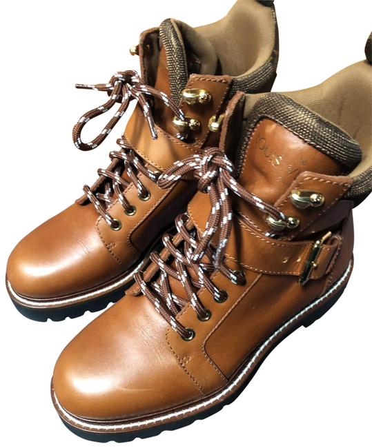 Item - Brown Territory Ranger 1aqs Boots/Booties Size EU 37 (Approx. US 7) Narrow (Aa, N)