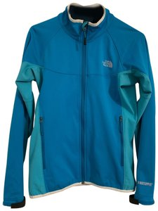 The North Face teal Jacket