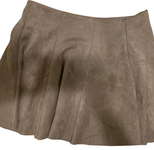 Item - Brown Suede Skirt Size 4 (S, 27)
