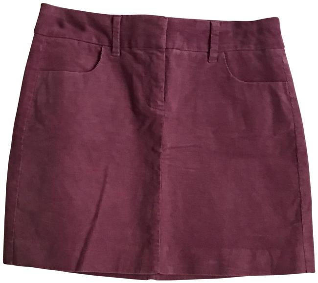 Item - Purple New Corduory In Skirt Size 2 (XS, 26)