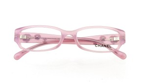 Chanel Chanel CH 3198-H c.1242 53mm Rectangular Pearl Camille Eyeglasses