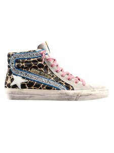 Golden Goose Deluxe Brand Sneaker G35ws595.a39 Multicolour Athletic