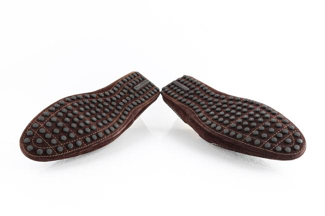 Louis Vuitton Brown Suede Slip On Loafers Shoes Louis Vuitton Brown Suede Slip On Loafers Shoes Image 7