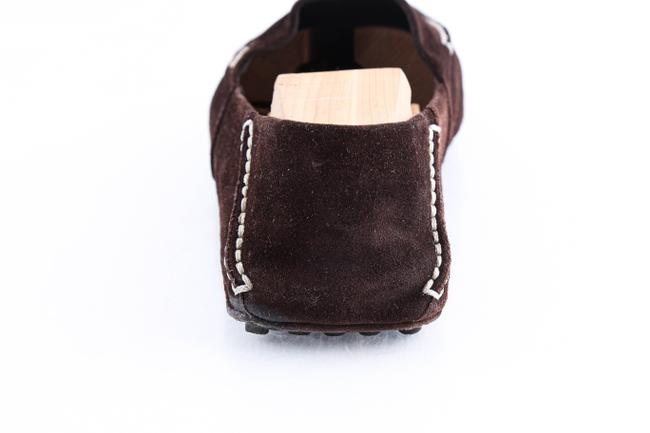 Louis Vuitton Brown Suede Slip On Loafers Shoes Louis Vuitton Brown Suede Slip On Loafers Shoes Image 10