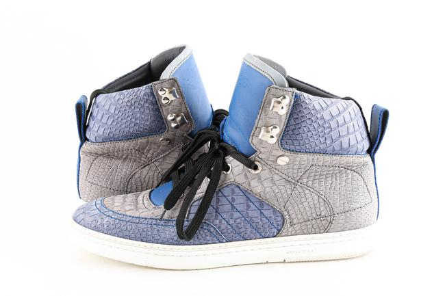 Item - Blue Blue/Grey Sneakers Shoes