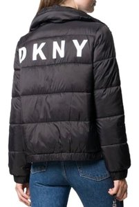 DKNY Winter Jacket Down Feathers Coat