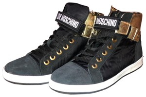 Love Moschino black Athletic