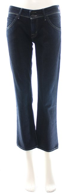 Item - Blue 'beth' Capri/Cropped Jeans Size 27 (4, S)