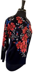 Cathy Daniels Holiday Sparkle ¾ Embellished Sweater