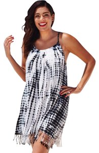 Swimsuits For All Swimsuits For All Hannah Shibori Tie Dye Coverup