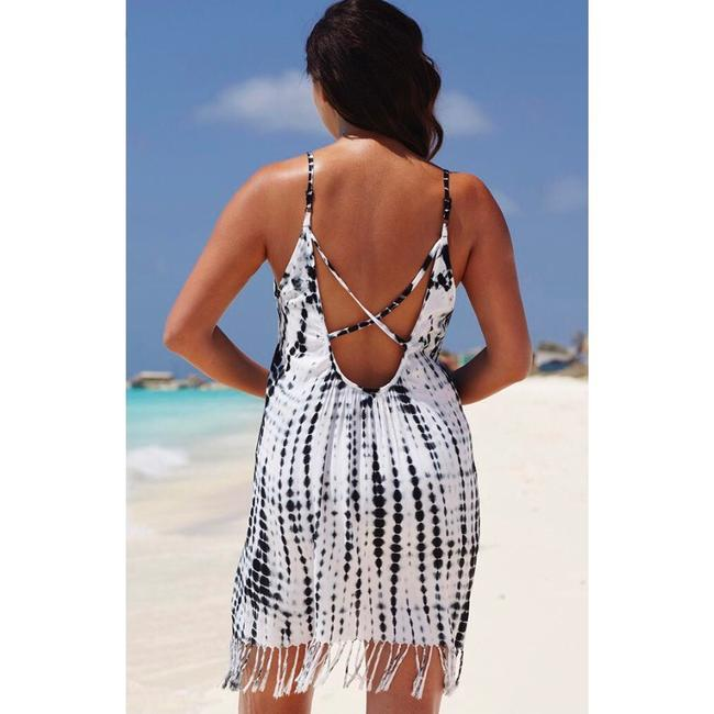 Swimsuits For All Swimsuits For All Hannah Shibori Tie Dye Coverup Image 1
