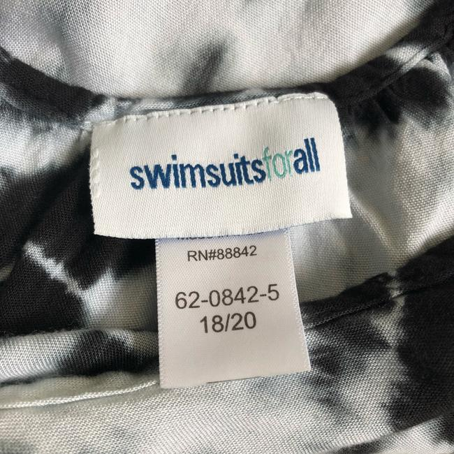 Swimsuits For All Swimsuits For All Hannah Shibori Tie Dye Coverup Image 7