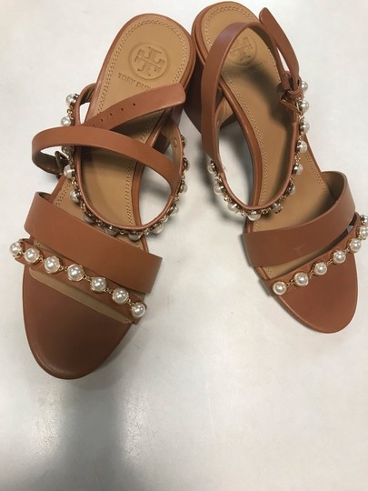 Tory Burch tan Sandals Image 3
