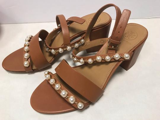 Tory Burch tan Sandals Image 5