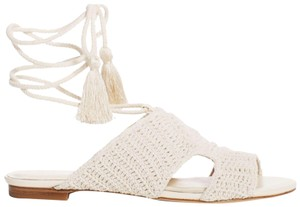 Joie cream and tan Sandals