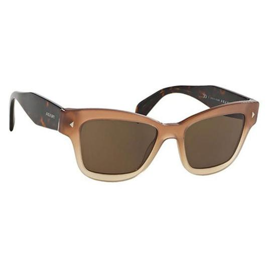 Prada Brown Lens PR29RS UBI8C1 51 Women's Square Sunglasses Image 1