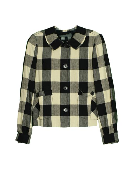 Preload https://img-static.tradesy.com/item/26207114/proenza-schouler-beige-black-blackbeige-gingham-button-up-jacket-size-6-s-0-0-650-650.jpg