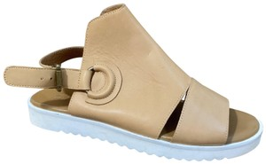 Australia Luxe Collective Tan Platforms