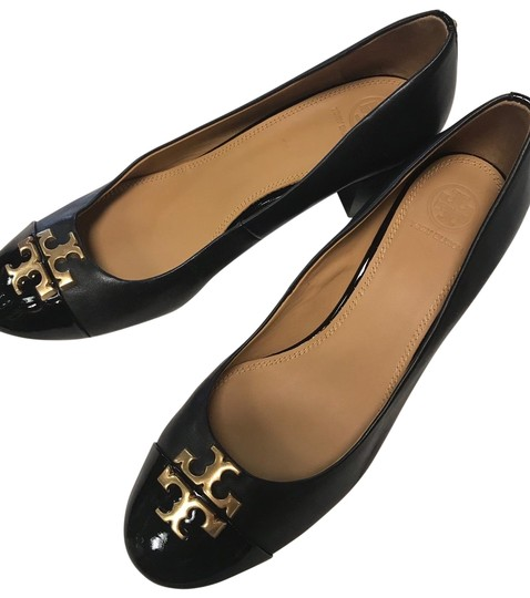 Preload https://img-static.tradesy.com/item/26207207/tory-burch-black-everly-cap-pumps-size-us-85-regular-m-b-0-1-540-540.jpg