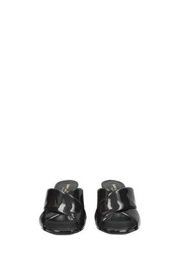 Saint Laurent Gray Sandals Image 2