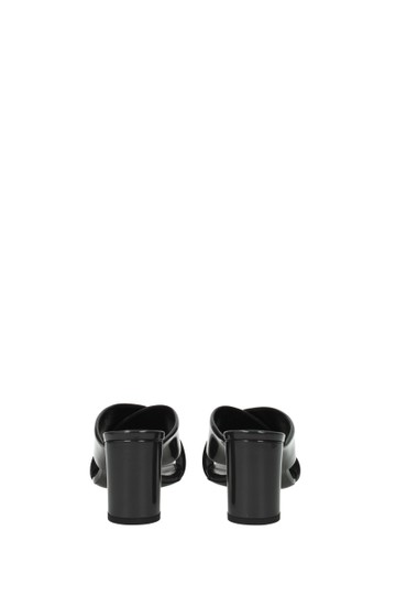 Saint Laurent Gray Sandals Image 4